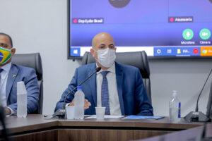 Ismael Crispin pede atuação preventiva da PM para evitar invasões de propriedades privadas