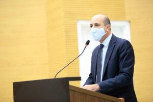 Ismael Crispin ressalta senso de responsabilidade do secretário da Sesau