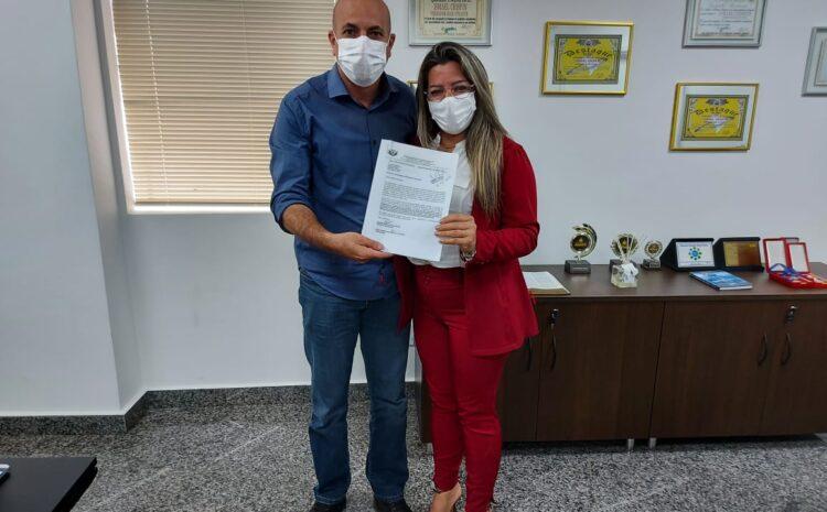 Ismael Crispin confirma recurso para reforma da escola rural de Itapuã do Oeste