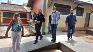 Ismael Crispin pede manutenção preventiva e reforma estrutural de três escolas em Rolim de Moura