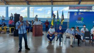 eringueiras será contemplada com R$ 5 milhões em investimentos e Ismael Crispin agradece governador