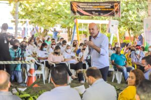 Ismael Crispin prestigia lançamento de projetos do governo em Alta Floresta d'Oeste e Santa Luzia d'Oeste