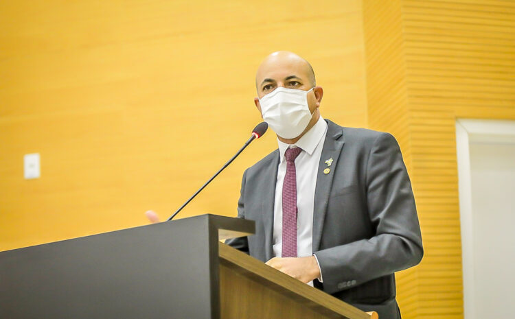 Deputado Ismael Crispin destaca luta dos agentes de segurança pública