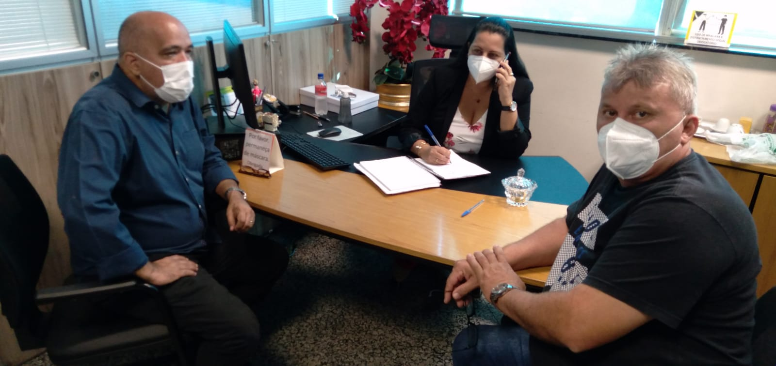 Indicação do deputado Ismael Crispin garante agilidade na liberação de escola em Buritis