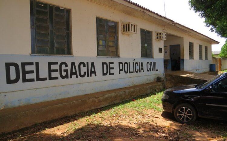 Ismael Crispin pede reforma da Delegacia de Polícia Civil de Mirante da Serra