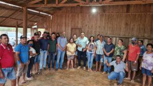 Deputado Ismael Crispin anuncia recurso para realização de cirurgias de cataratas em Seringueiras