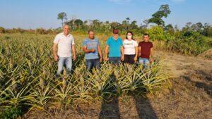 Ismael Crispin apresenta PL que intitula Cujubim como Capital do Abacaxi