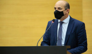 Ismael Crispin confirma liberação de recurso para aquisição e instalação de tubos pead e metálico para Nova Brasilândia