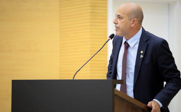 """""""Perdemos um grande homem"""", lamenta deputado Ismael Crispin sobre morte do amigo e Sargento da Reserva, Paulo Cézar"""