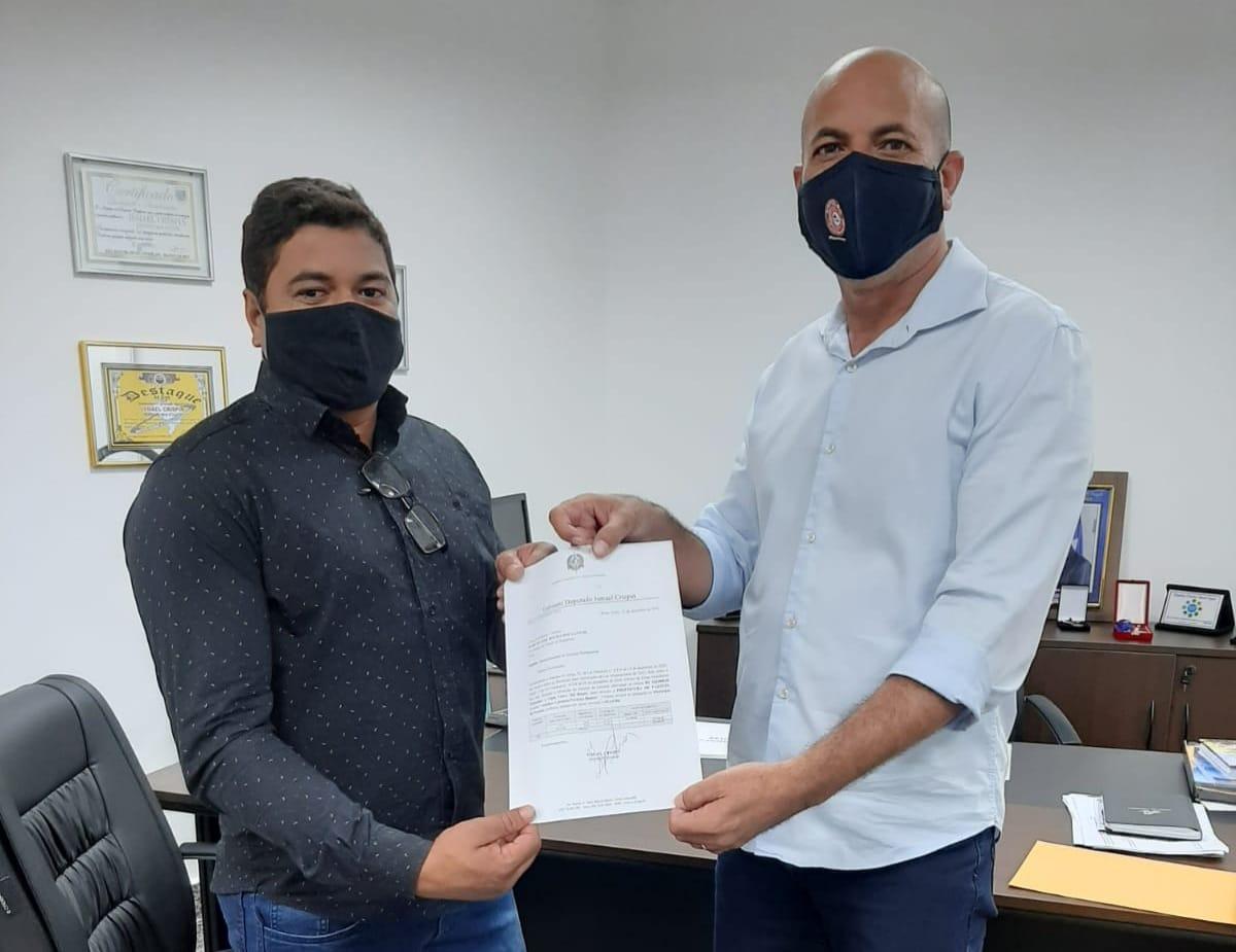 Deputado Ismael Crispin viabiliza recurso para projeto Porteira Adentro de Parecis