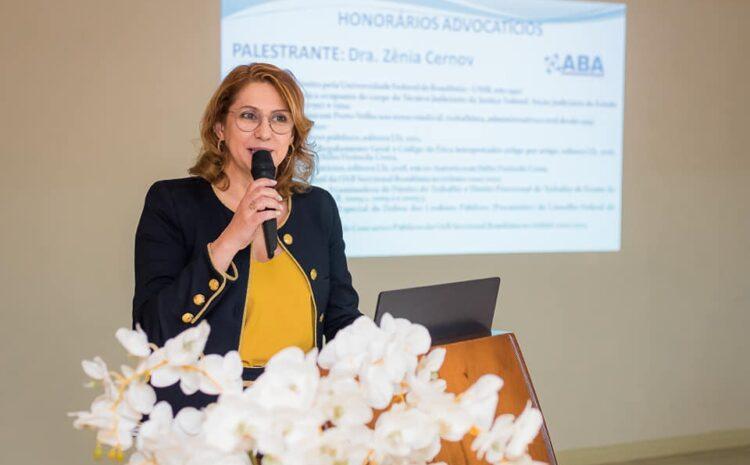Título de Cidadã rondoniense a advogada Zênia Cernov proposto pelo deputado Ismael Crispin é aprovado
