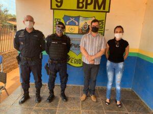 Comissão de Segurança Pública realiza visitas técnicas no distritos da Ponta do Abunã
