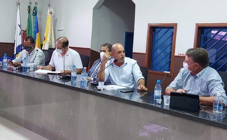 Ismael Crispin pede mais respeito com produtos rurais de Rondônia